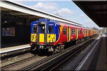 TQ2673 : Earlsfield Station by Stephen McKay