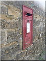 ST6315 : Sherborne: postbox № DT9 28, Westbury by Chris Downer