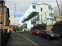 NS5865 : Glasgow School of Art extension by Thomas Nugent