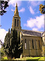 SO4046 : St Mary, Yazor by Philip Pankhurst