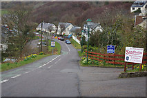 NM6793 : Columba Road, Morar by Stephen McKay