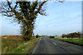 TM0860 : A1120 Bell's Lane & footpath by Adrian Cable