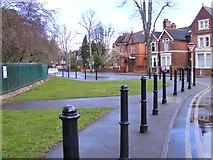 SO9098 : West Park Corner by Gordon Griffiths