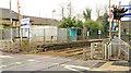 J3584 : Jordanstown railway station (2014/1982 comparison) by Albert Bridge