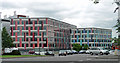SK3487 : Jessop West Building, Upper Hanover Street, Sheffield by Stephen Richards