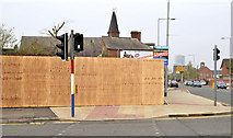 J3574 : Newtownards Road/Templemore Avenue development site, Belfast  (March 2014) by Albert Bridge