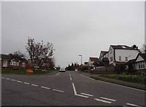TQ2057 : Beaconsfield Road at the junction of Grosvenor Road by David Howard
