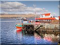 NN0973 : Town Pier, Fort William by David Dixon
