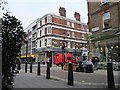 TQ3082 : Lamb's Conduit Street and Great Ormond Street by Christine Johnstone