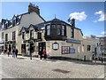 NN1073 : Crofters Restaurant, Fort William High Street by David Dixon