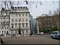 TQ3081 : Old and new, north side, Lincoln's Inn Fields by Christine Johnstone