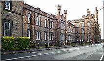 NS5568 : Gartnavel Hospitals Campus by Thomas Nugent