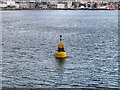 NM8530 : Navigation Buoy in Oban Bay by David Dixon