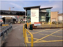 NM8529 : Oban Ferry Terminal Building by David Dixon