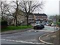 SX9092 : Higher Barley Mount, Exeter by Christine Johnstone