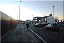 TL4658 : Newmarket Rd (A1134) by N Chadwick