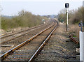 SK8316 : Looking towards Ashwell from Whissendine level crossing by Alan Murray-Rust