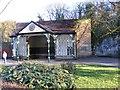 SK2958 : Matlock Bath Park by Gordon Griffiths