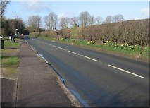 SU5751 : Andover Road - skirting Oakley by Given Up