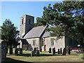 TL9996 : All Saints church, Rockland All Saints by Adrian S Pye