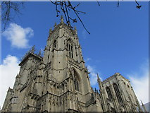 SE6052 : York minster. by steven ruffles