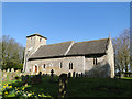 TF9202 : Ovington St. John the evangelist by Adrian S Pye