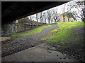NS5568 : Former Kelvinside railway station by Thomas Nugent