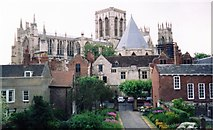 SE6052 : York Minster by Clint Mann