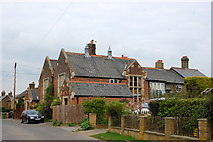 TQ5885 : Former village school, North Ockendon by Trevor Harris