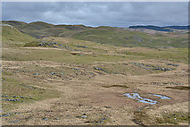 SN7767 : Classic Elenydd landscape by Nigel Brown