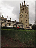 SP5206 : Magdalen Tower, Oxford by Stephen Craven