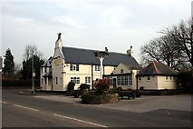 SK5451 : The Griffins Head, Papplewick by Graham Hogg