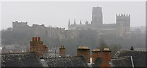 NZ2742 : Durham Castle and Cathedral by Dave Pickersgill