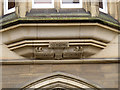 SP5106 : Inscription on Harris Manchester College by Stephen Craven