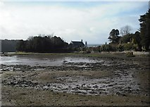 SH5571 : Church Island, Menai Bridge by Christopher Hall