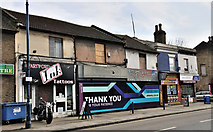 TQ5473 : Lowfield Street - Dartford - Awaiting Demolition by Brian Chadwick