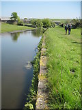 SD5383 : Wakefields  Wharf  Lancaster  Canal by Martin Dawes