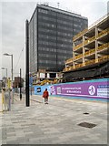 SD8913 : Former Municipal Offices and Bus Station, Rochdale by David Dixon