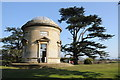 SO8844 : Rotunda Tower, Croome Park by Philip Halling