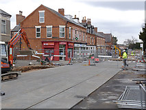 SK5236 : Chilwell Road at Collin Street by Alan Murray-Rust