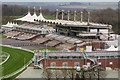SU8811 : Grandstand, Goodwood Racecourse by Ian Capper