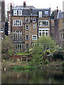 TQ2785 : Rear of house on South Hill Park by Kate Jewell
