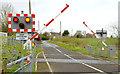 J3085 : Kingsmoss No1 level crossing - April 2014(3) by Albert Bridge