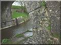 SD5277 : Bench mark on Braithwaite's Bridge (no 146), Lancaster Canal by Karl and Ali