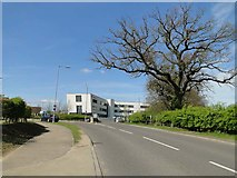 TG1807 : One of the UEA buildings near the Norfolk and Norwich University Hospital by Adrian S Pye