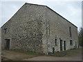 SD5377 : Big stone barn at Okwood Farm, Clawthorpe by Karl and Ali