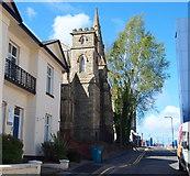 SK3487 : Victoria Street, Sheffield 1 by David Hallam-Jones