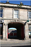 NJ6863 : Aul' Fife Arms Pend by Anne Burgess