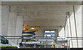 SK5438 : Under the Clifton Boulevard bridge by David Lally