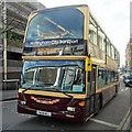 SK5739 : The Bridgford Bus by John Sutton